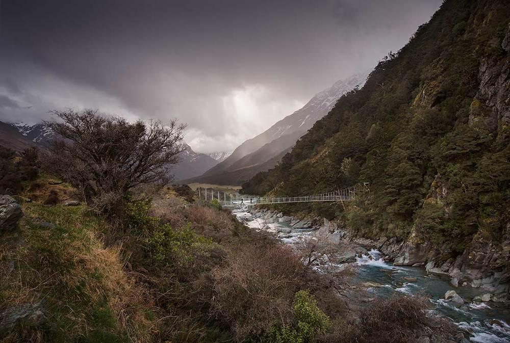 Mount Aspiring, Otago