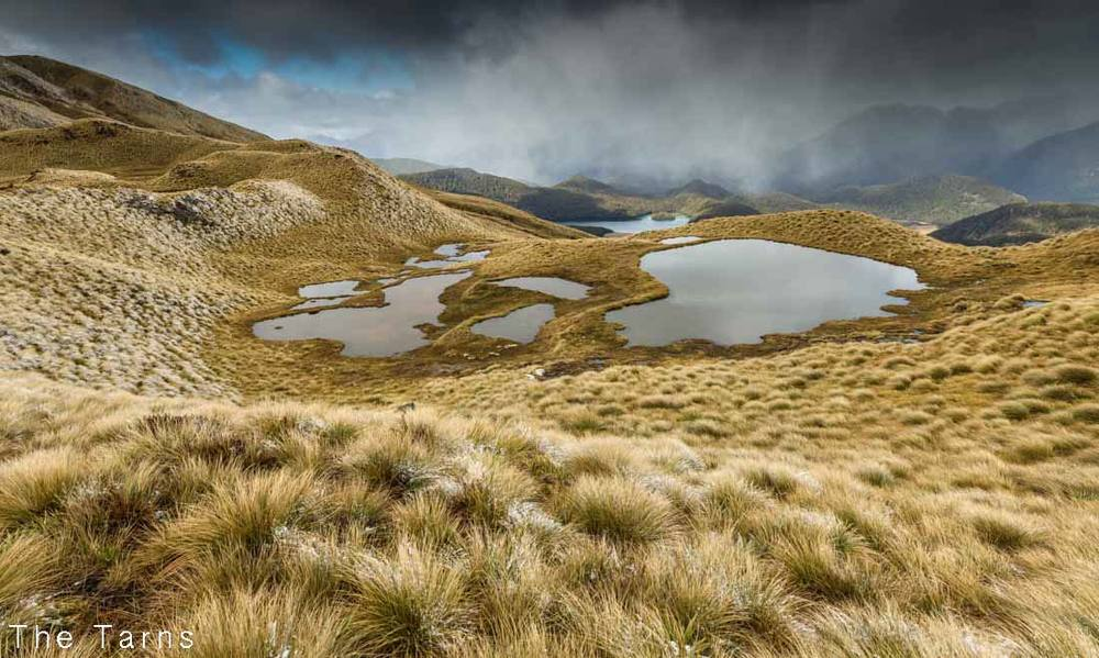 Tarns, Otago