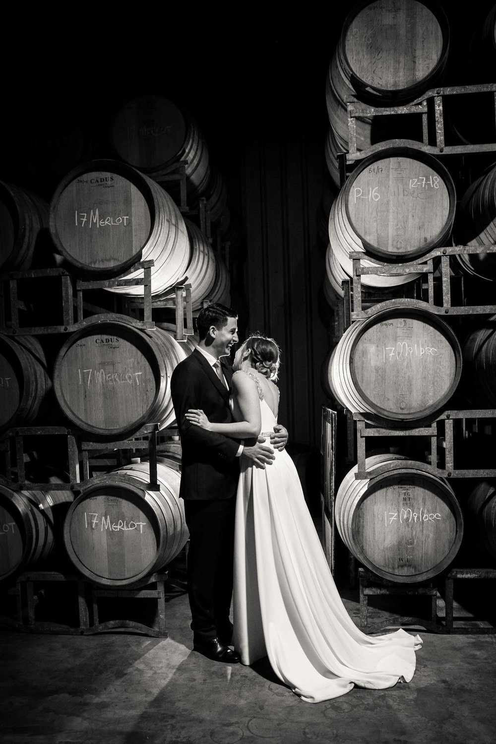 Hope & Jacob - Soljans Estate Winery, Auckland