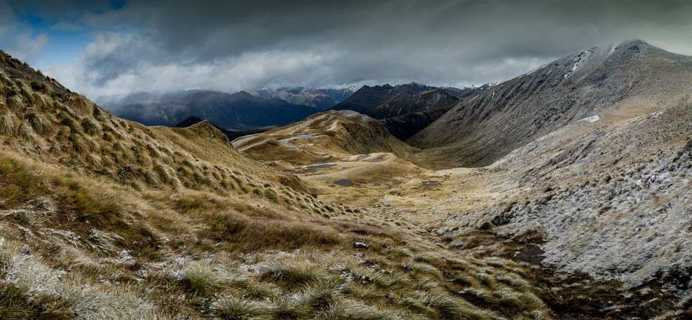 Borland Saddle, Fiordland