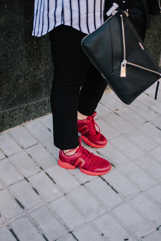 Кроссовки - ~DKNY | Клатч - Diesel