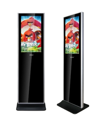 Freestanding touch and non touch screens