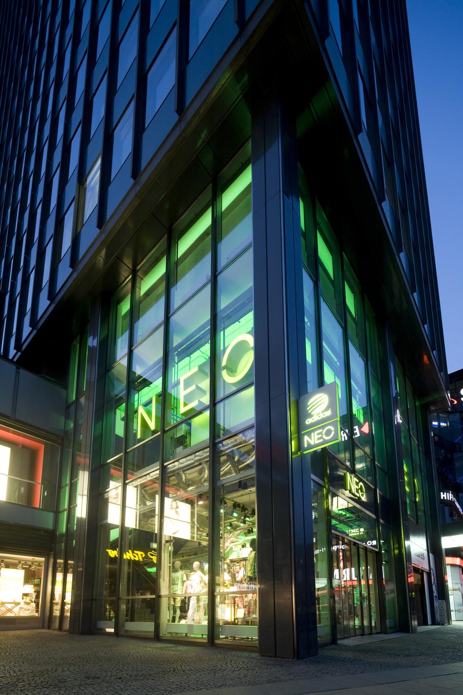 Adidas Flagship Store, Berlin