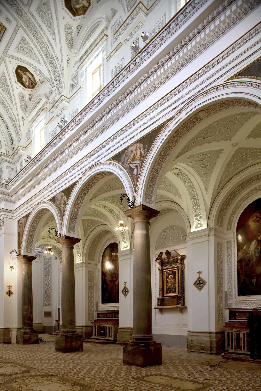 Chiesa San Martino, Erice, Sicily