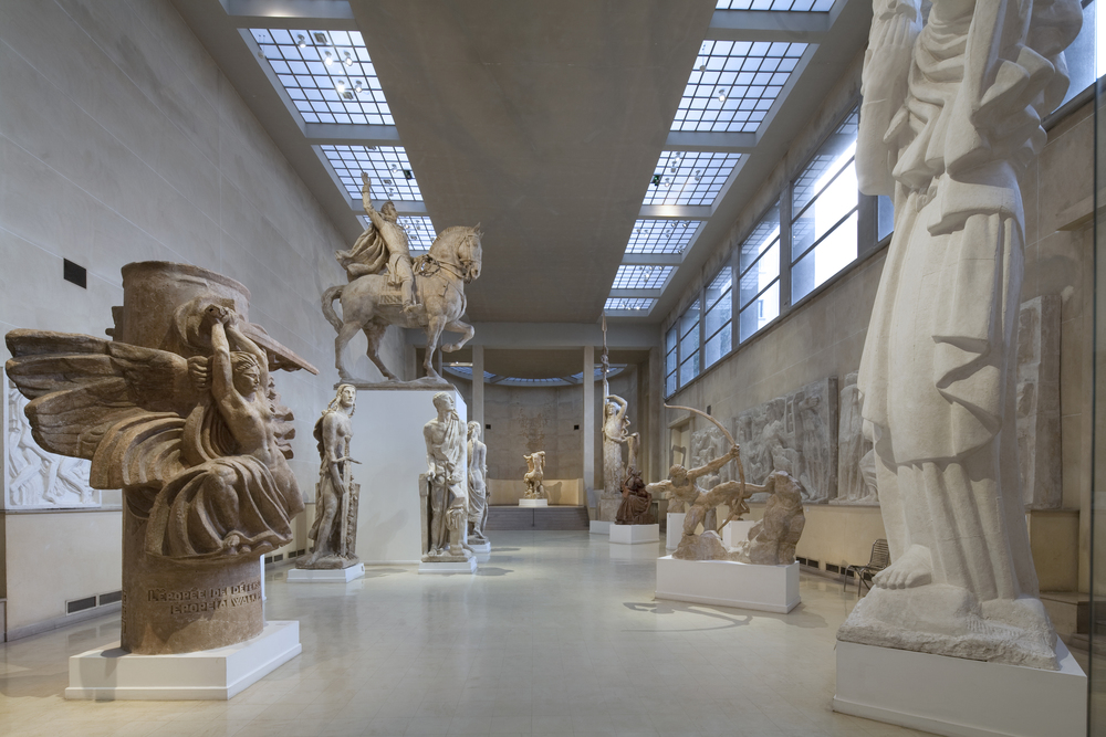 Musee Bourdelle, Paris