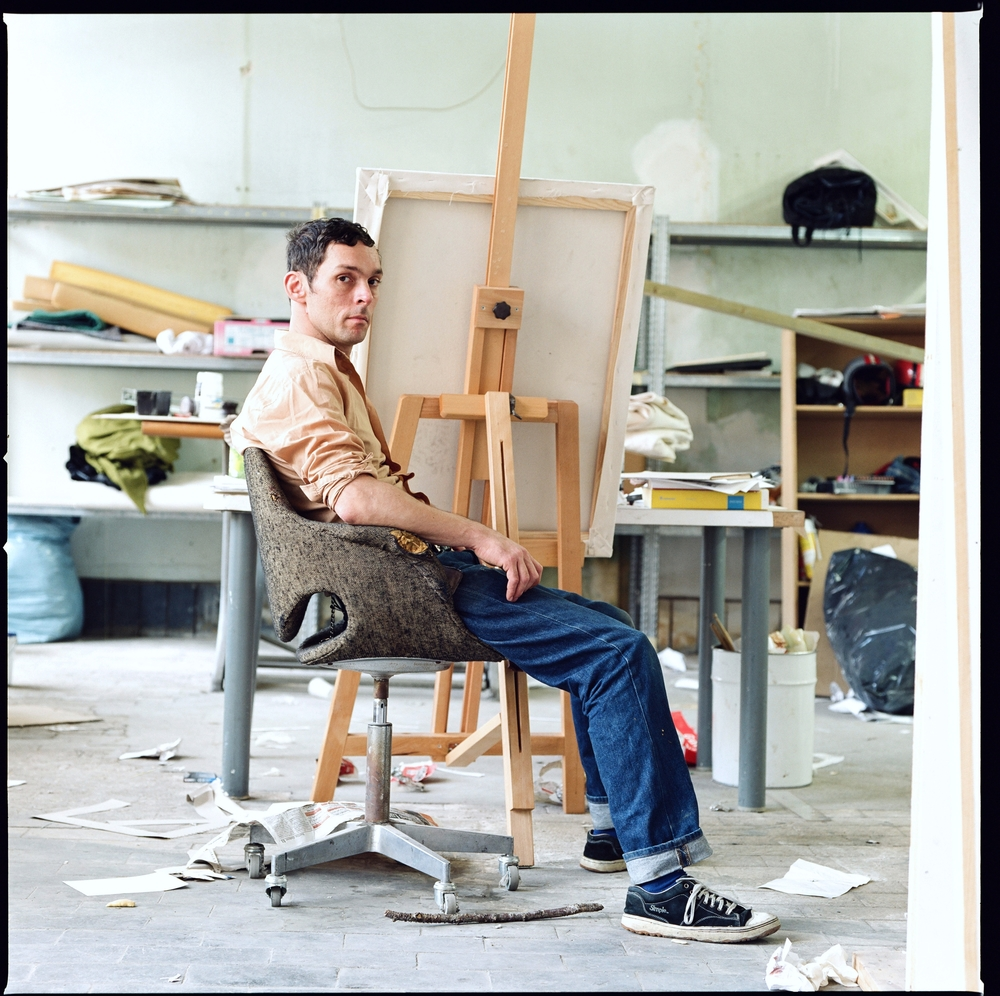 Thomas Zipp, Artist