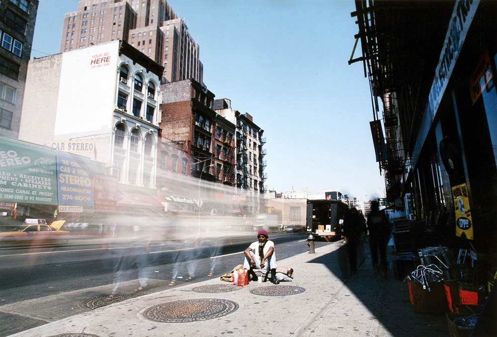 NYC - on the move, 1998