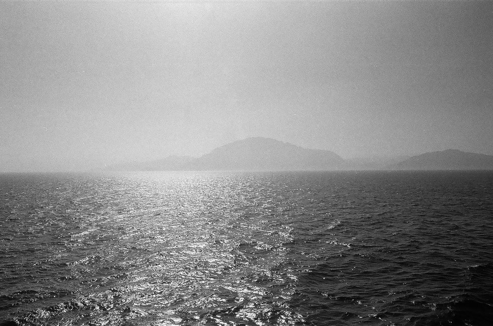 Strait of Gibraltar, 1989
