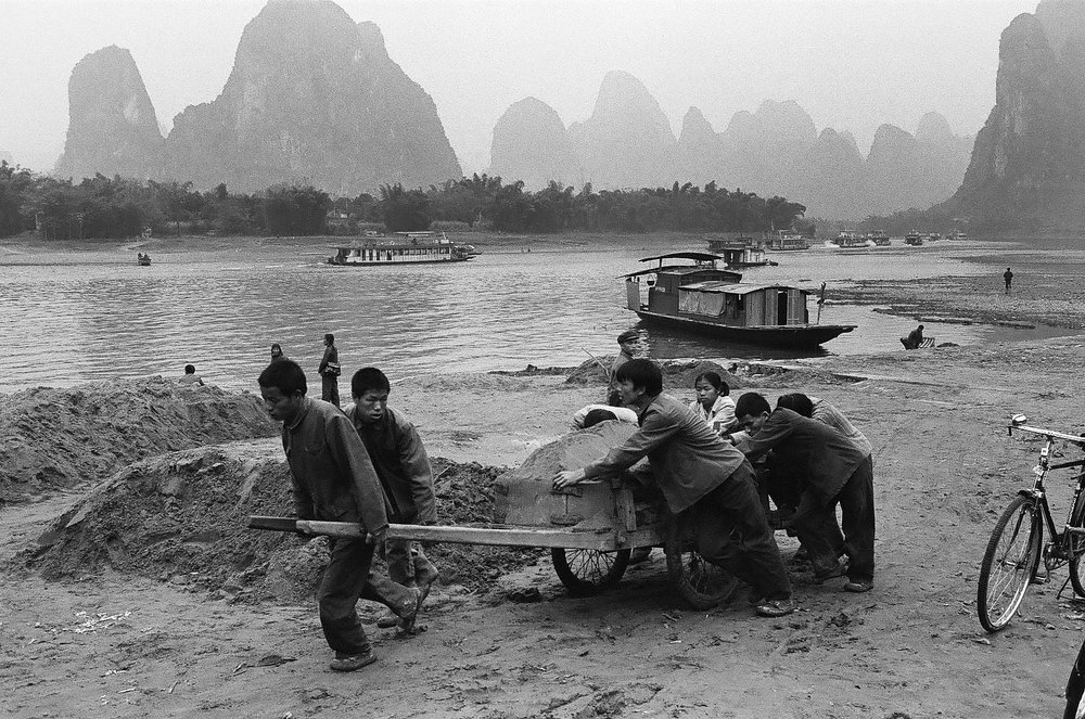 China, Guilin, 1985