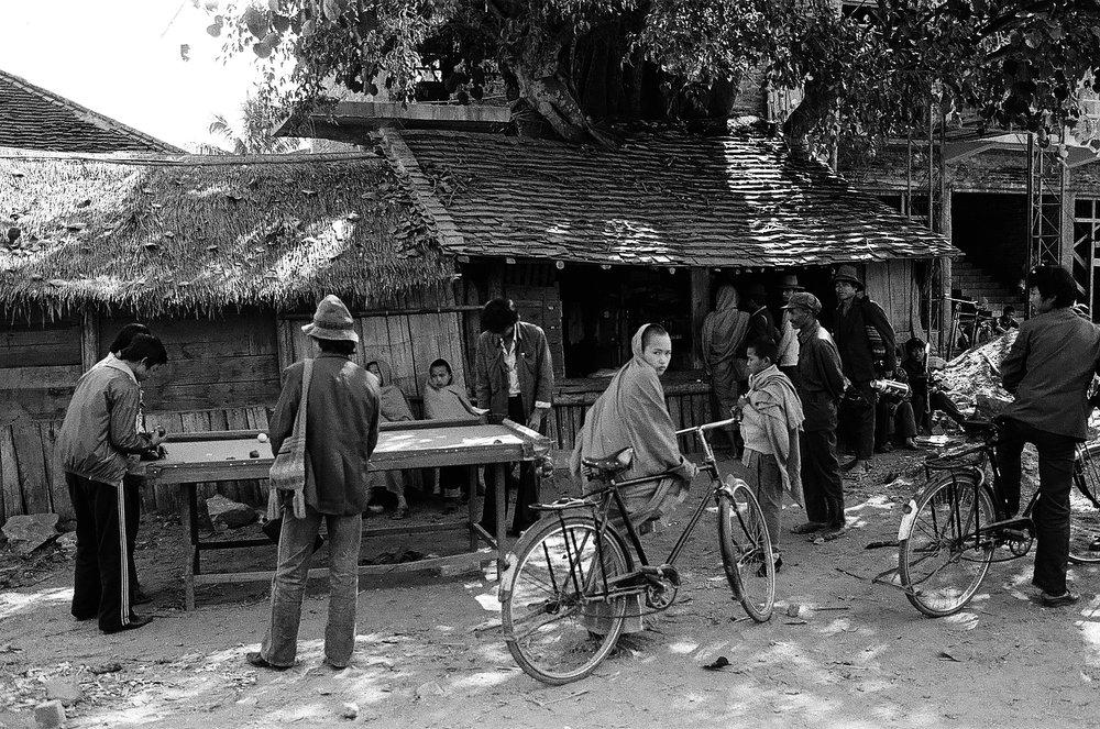 China, Jinghong, 1985