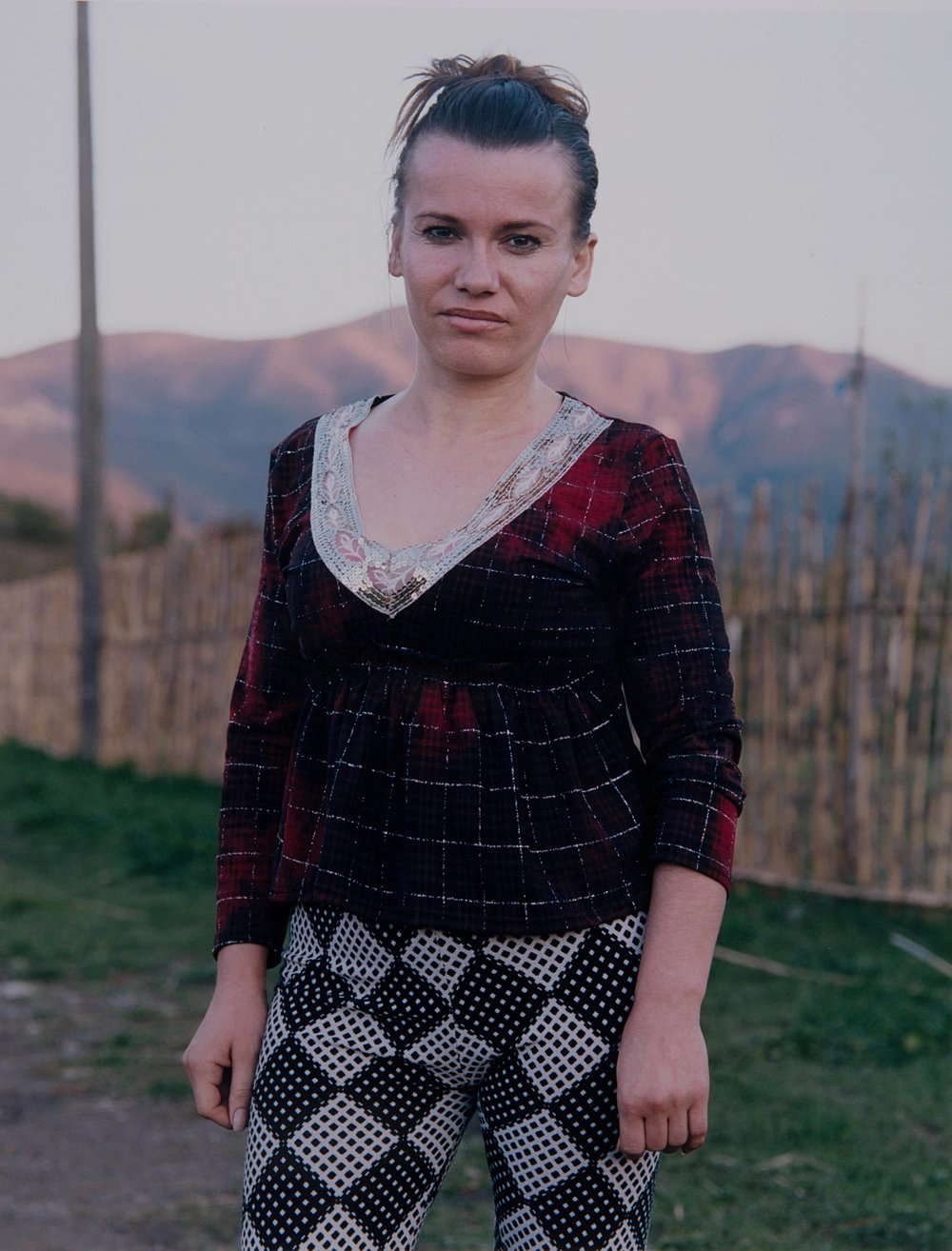 Rozetta, Albania
