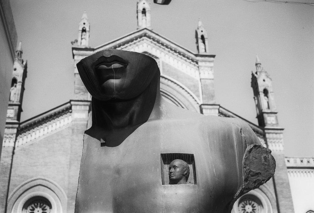 Milano, Piazza del Carmine