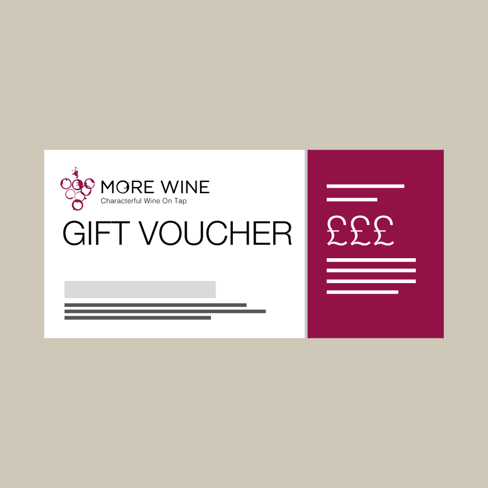 More Wine Gift Vouchers