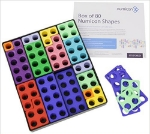Numicon used in our private tuition in Mid Sussex