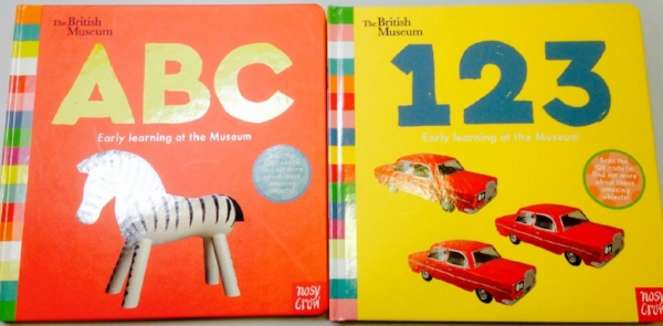 British Museum Early Learning books 1