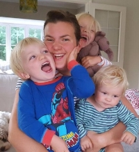THE LATEST INSTALMENT OF FUN FAMILY LIFE FROM OUR MESSY MUMMY LUCY...