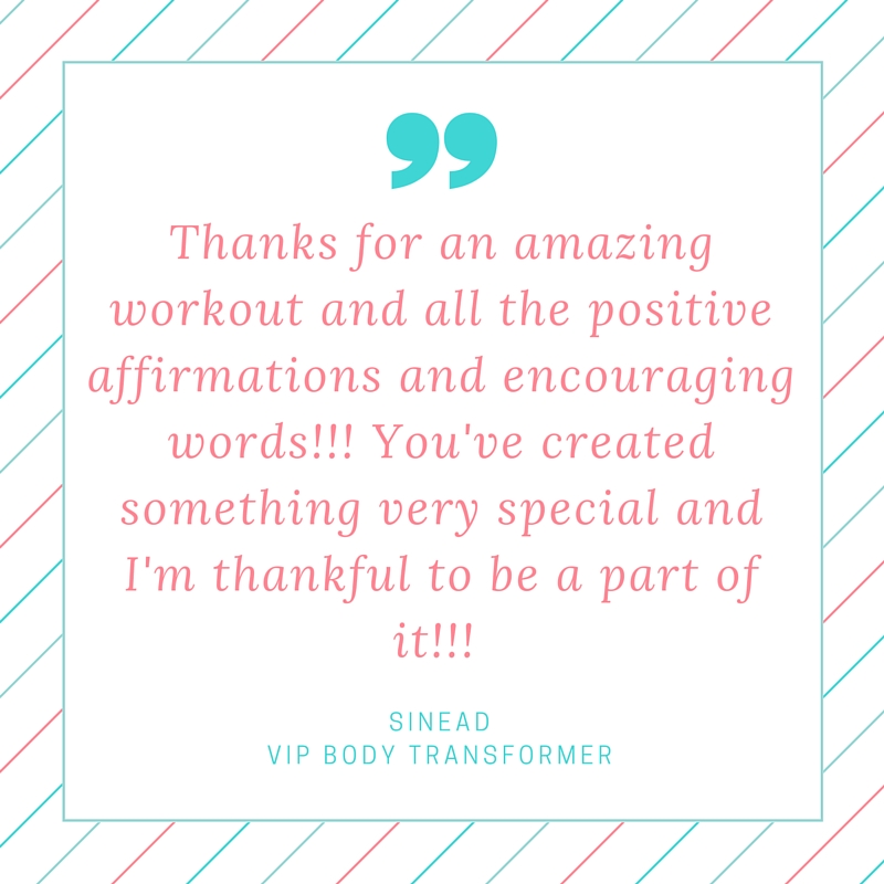 Thanks for an amazing workout and all the positive affirmations and encouraging words!!! You've created something very special and I'm thankful to be a part of it!!!.jpg