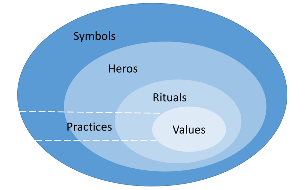 dimensions of company culture hofstede