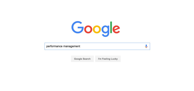 google hrm practices