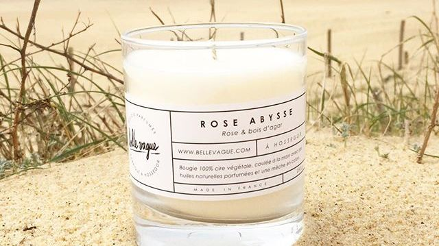 belle vague candles