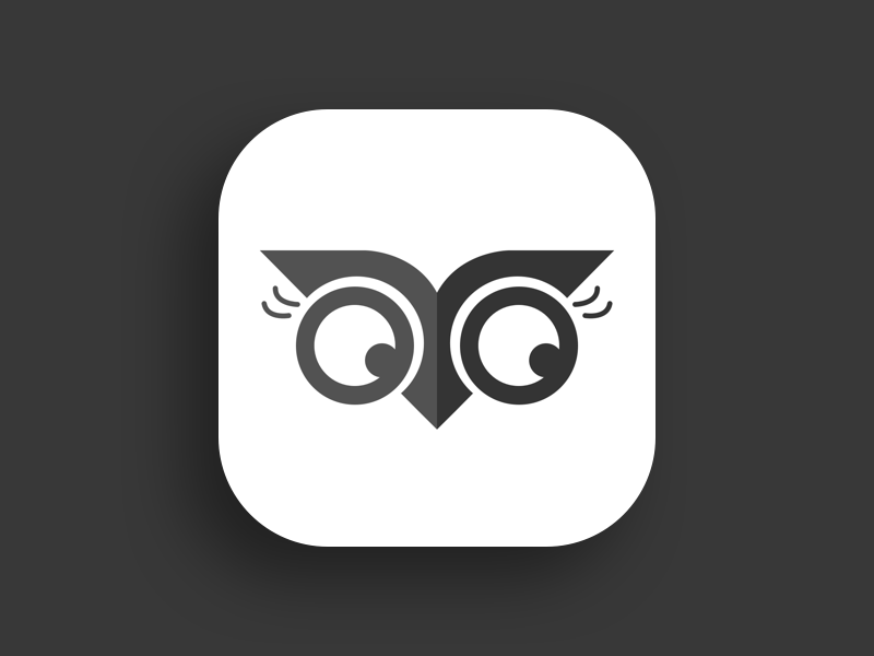 "This weeks challenge was ""App icon""  I was recently working on an app called instaowl. Details will be added when we release the app :)"