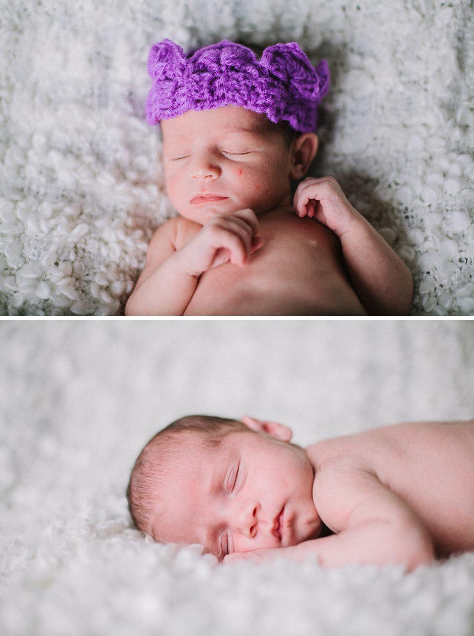 fotografía newborn recién nacido en Valencia