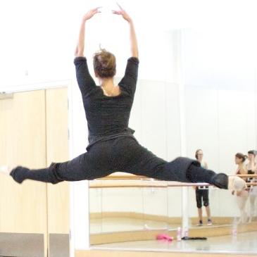 Ballet for You Advanced Photographer: Sara Location: SPACe, Hoxton