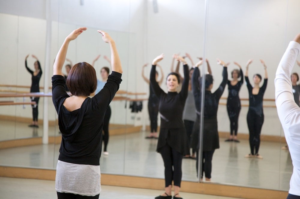 Ballet for You Beginners Level 1  Photographer: Adam Tiernan Thomas  Location: SPACe, Hoxton