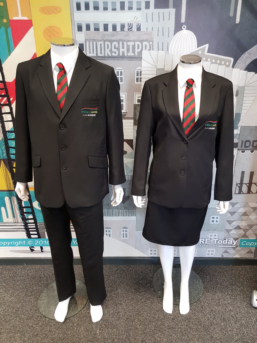 WLA Uniform - Uniform is a key driver in raising standards and expectations among all students and the Academy places a high level of importance on this. Please be aware that failure to follow the uniform dress code will be challenged. There are to be no variations on a theme.