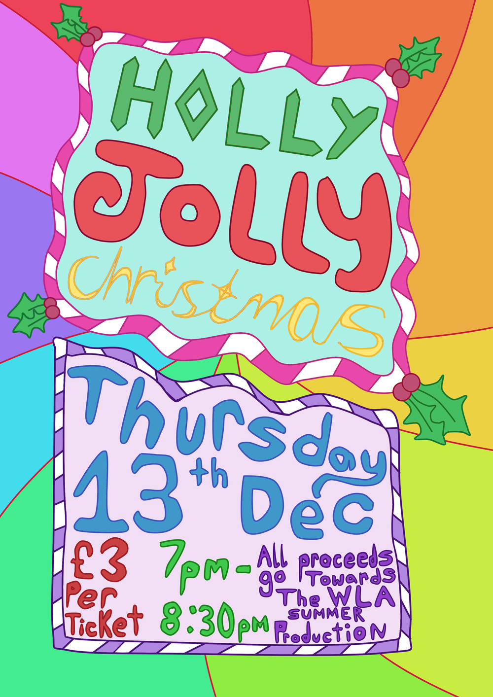 "Get your Yuletide off to a sparkling start by joining students and staff from William Lovell Church of England Academy for a ""Holly Jolly Christmas"". This seasonal celebration of music and song showcases the talents of our wonderful young people.  ""Holly Jolly Christmas"" will be performed on Thursday 13th December at 7pm. A Grand Raffle will be held on the night and festive refreshments will be available to purchase during the interval.  Tickets are priced at just £3 and will be available on the door. For more information please contact the Academy on 01205 480352."
