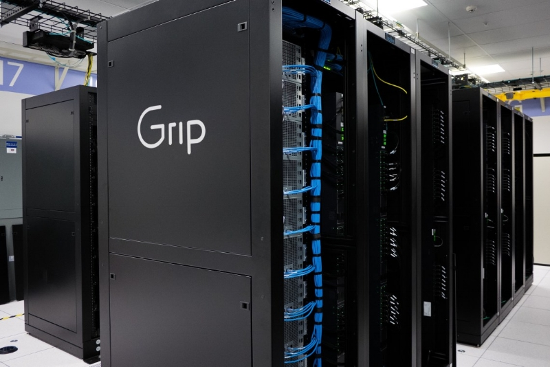 Grip data center Under the hood, Grip's Artificial Intelligence Matchmaking Engine combines algorithms, contextual vectors and natural language processing to interpret data from multiple sources including social media profiles and usage patterns.