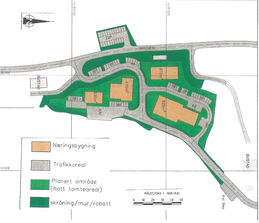 Hyllestad Næringspark er etablert som næringsareal i HAFS-regionen.