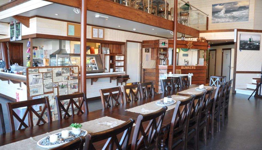 Tante Grys Pub. Foto: Fjordkysten