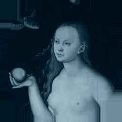 Eeva, omena ja käärme: herkullinen konflikti.