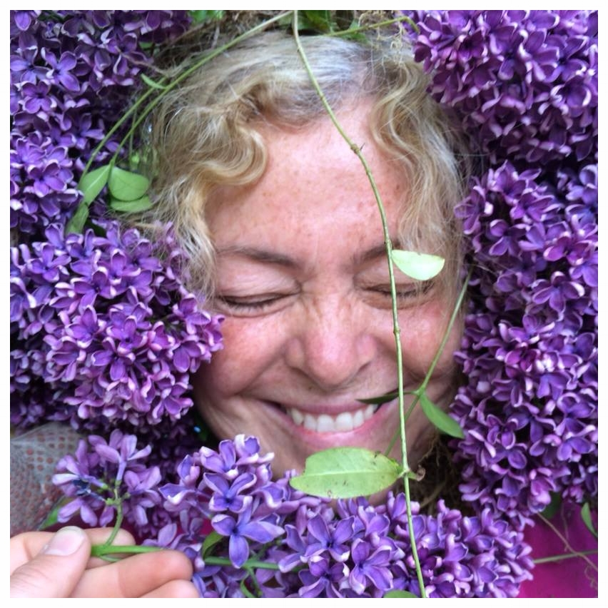 one of our gardening guru fairy godmothers, Marie!