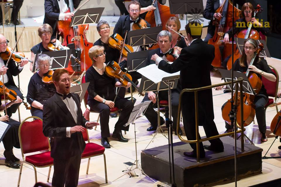 Baritone Soloist, Porgy and Bess in Concert - Huddersfield Philharmonic, 2015