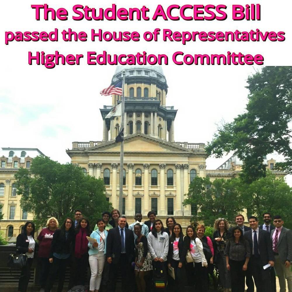 On May 11th, students from different universities presented their testimony to the board and after consideration, SB2196 passed [10-4 ]. It will now go to the House floor. Stay tuned!