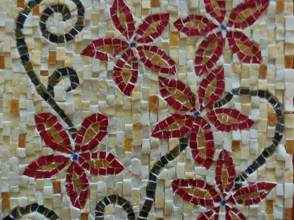 Table top mosaic