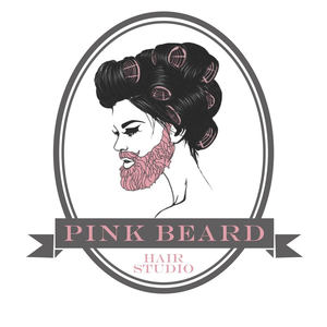 Pink Beard Hair Studio