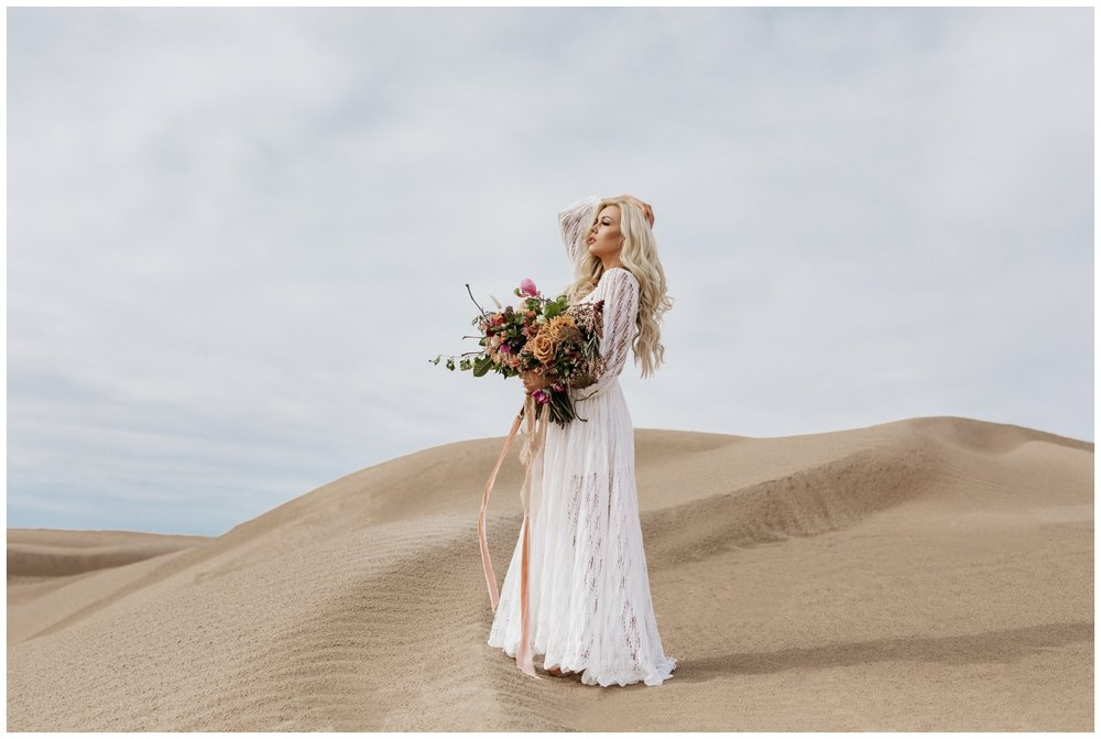 Sand Dunes Utah Wedding Ideas