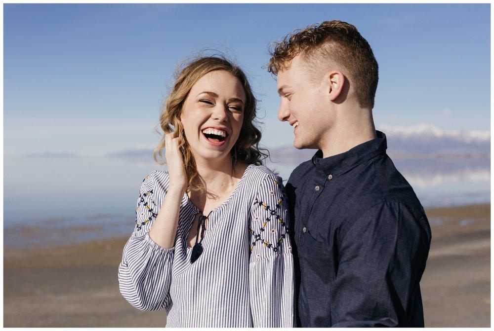 Best Engagement Portrait Photographer in Utah
