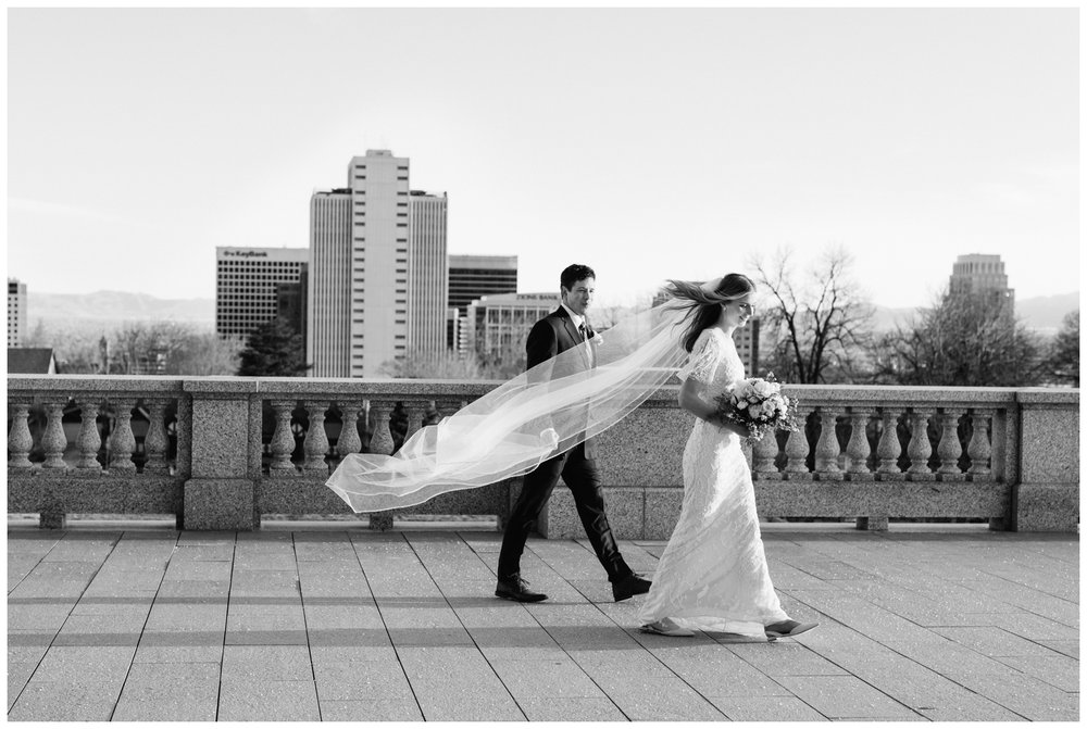 Wedding Photographer in SLC Utah