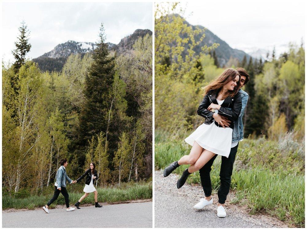 Salt Lake City Engagement Photographer