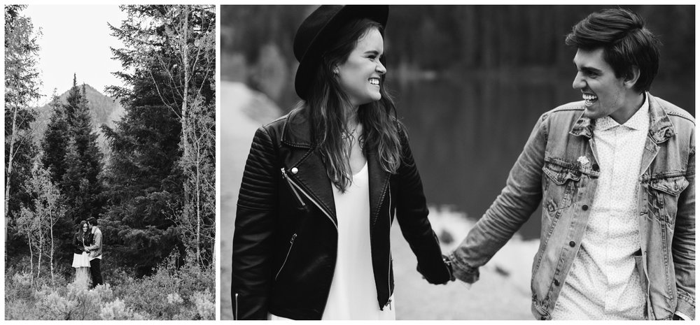 Engagement and Wedding Photographer in SLC