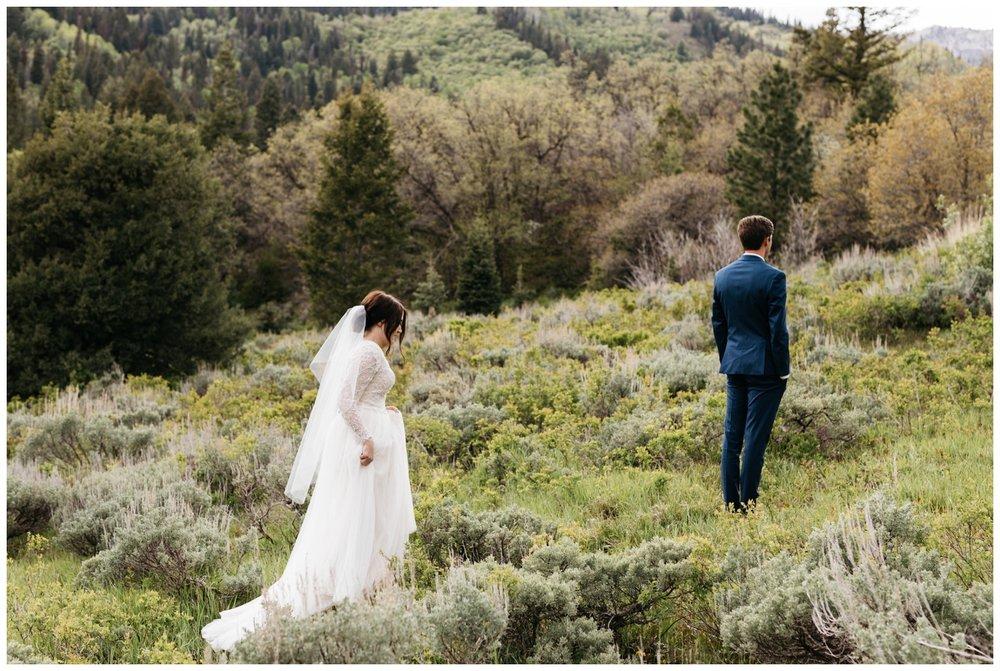 American Fork Canyon Utah Wedding Photographer