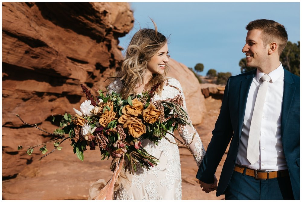 Moab Utah Wedding Photographer