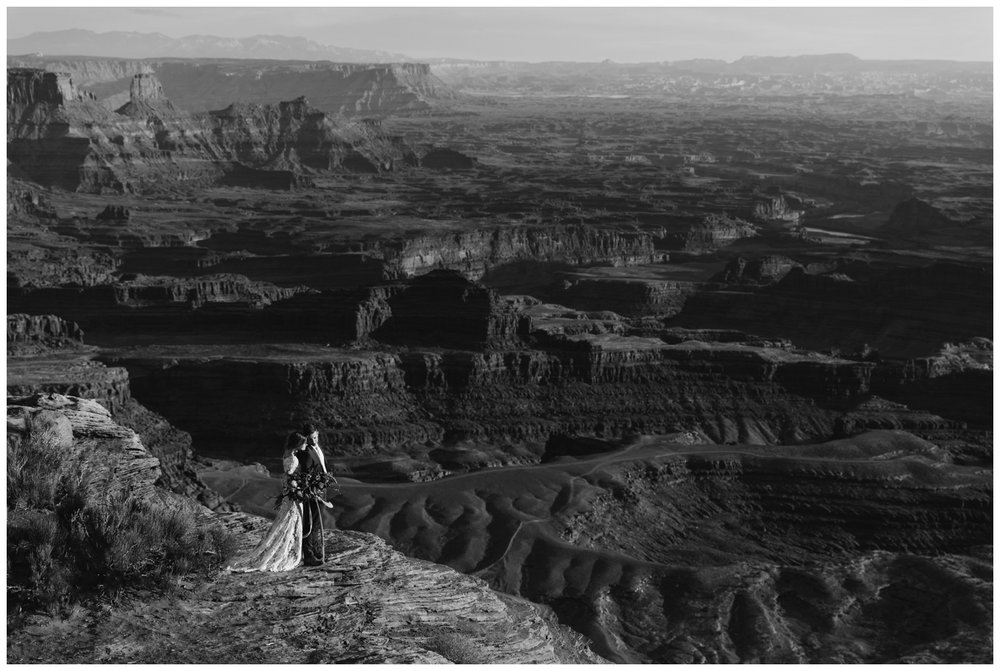 Utah Destination Wedding Portraits