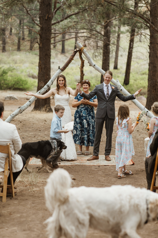 national forest wedding in utah slc wedding photographer
