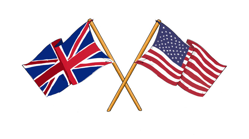 And Now...A Game of USA vs. UK -