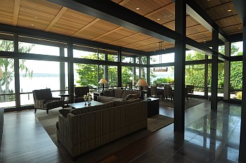 Our Practice Of Waterfront Architecture Utilizes Several Techniques To  Create A Home Where You Can U201clive In The Viewu201d.